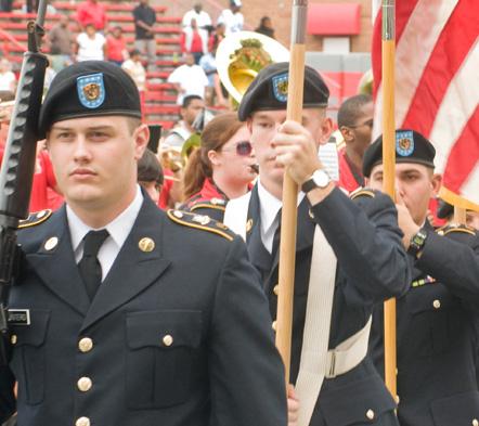 Military Science Leadership Intro Image