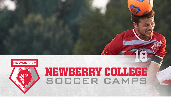 watch c7dfc a4bfb Newberry College | Little Wolves Soccer Youth Day Camp