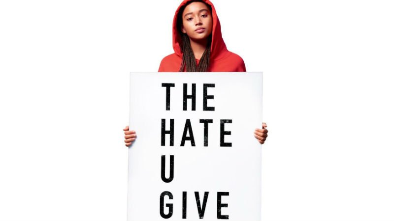 Black History Month: Movie Night: The Hate U Give