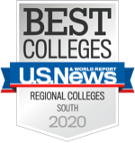US News Best Colleges 2020 Regional South