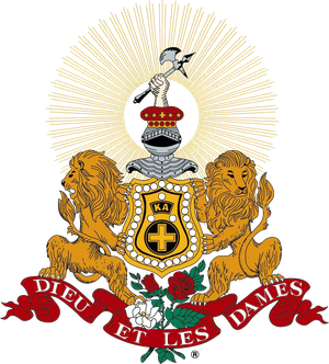 Kappa Alpha Order coat of arms