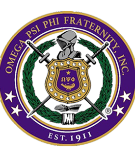 Omega Psi Phi Coat of Arms