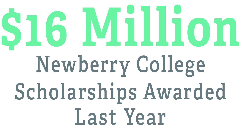 16 Million in scholarships