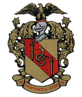 Theta Chi Coat of Arms