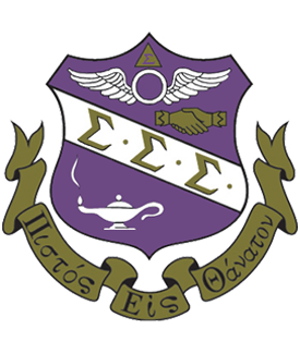 Sigma Sigma Sigma Coat Of Arms