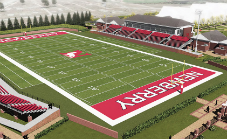 Newberry Football field