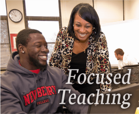 Focused teaching