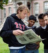 Tau Kappa Epsilon students