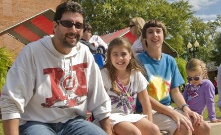 Alumni family