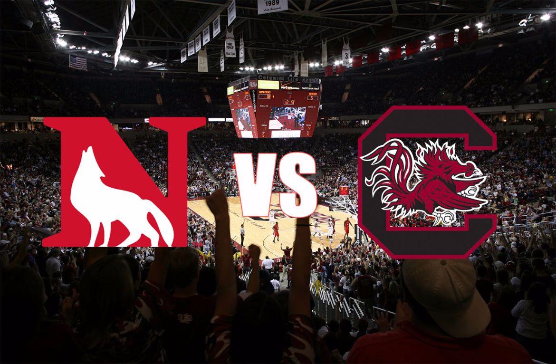 Newberry Wolves vs SC Gamecocks Basketball