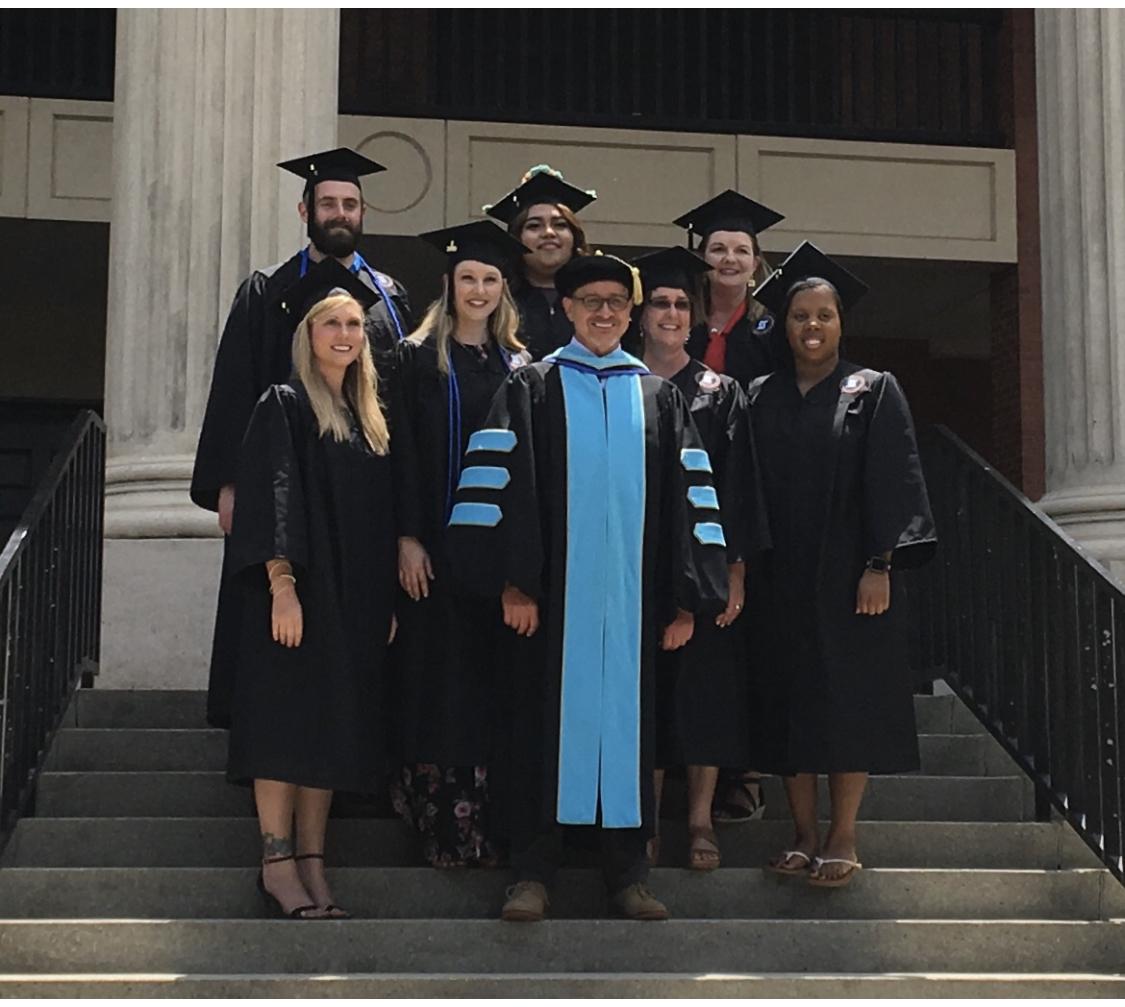 Newberry College Respiratory Therapy Graduates