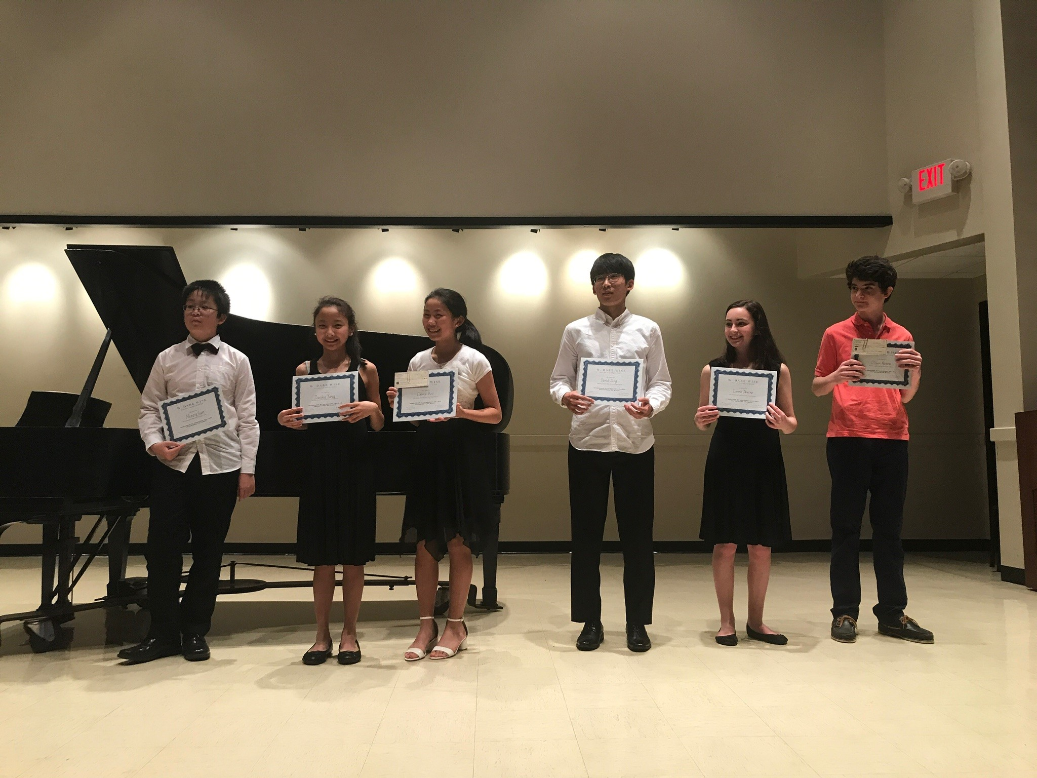 W. Darr Wise Piano Competition