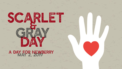 543996ca23b4 NEWBERRY COLLEGE TO CELEBRATE SCARLET AND GRAY DAY ON MAY 2