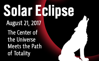 Solar Eclipse August 21, 2017 The Center of the Universe Meets the Path of Totality