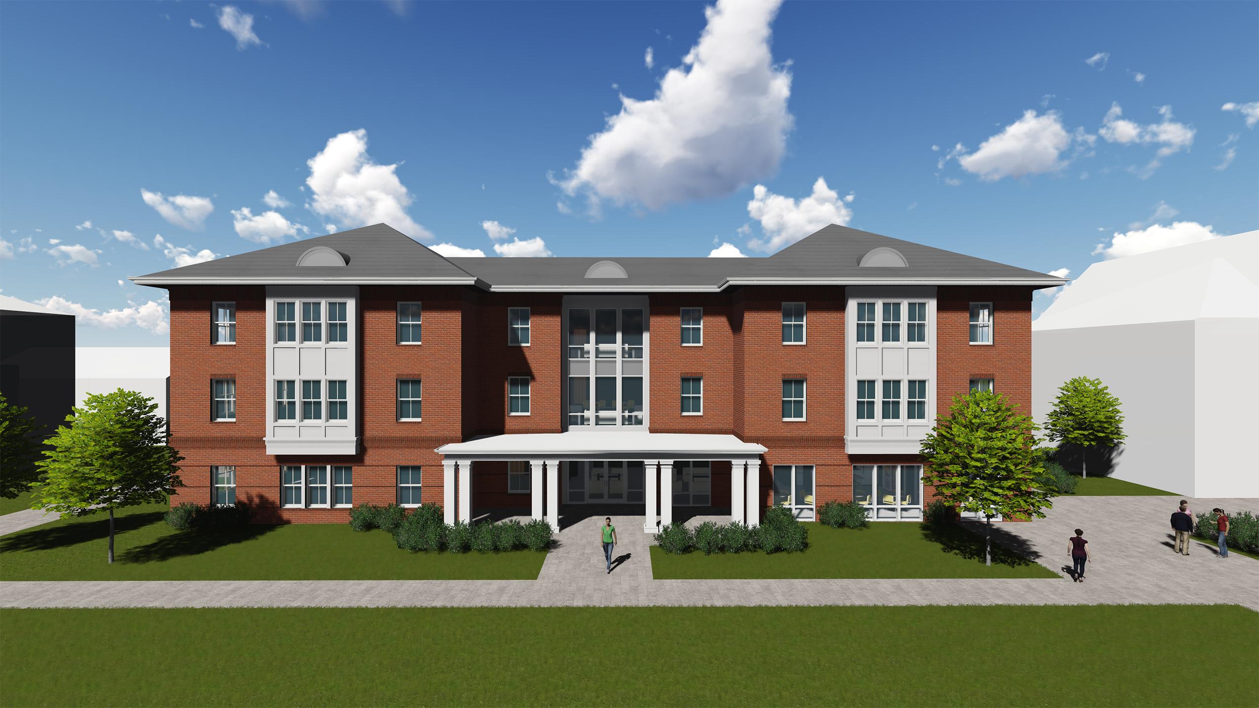 Residence Hall prototype