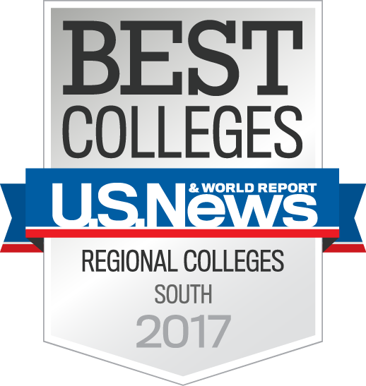 Best Colleges U.S. News and World Report, Regional Colleges South 2017