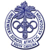 Independent School Athletic Association South Carolina logo