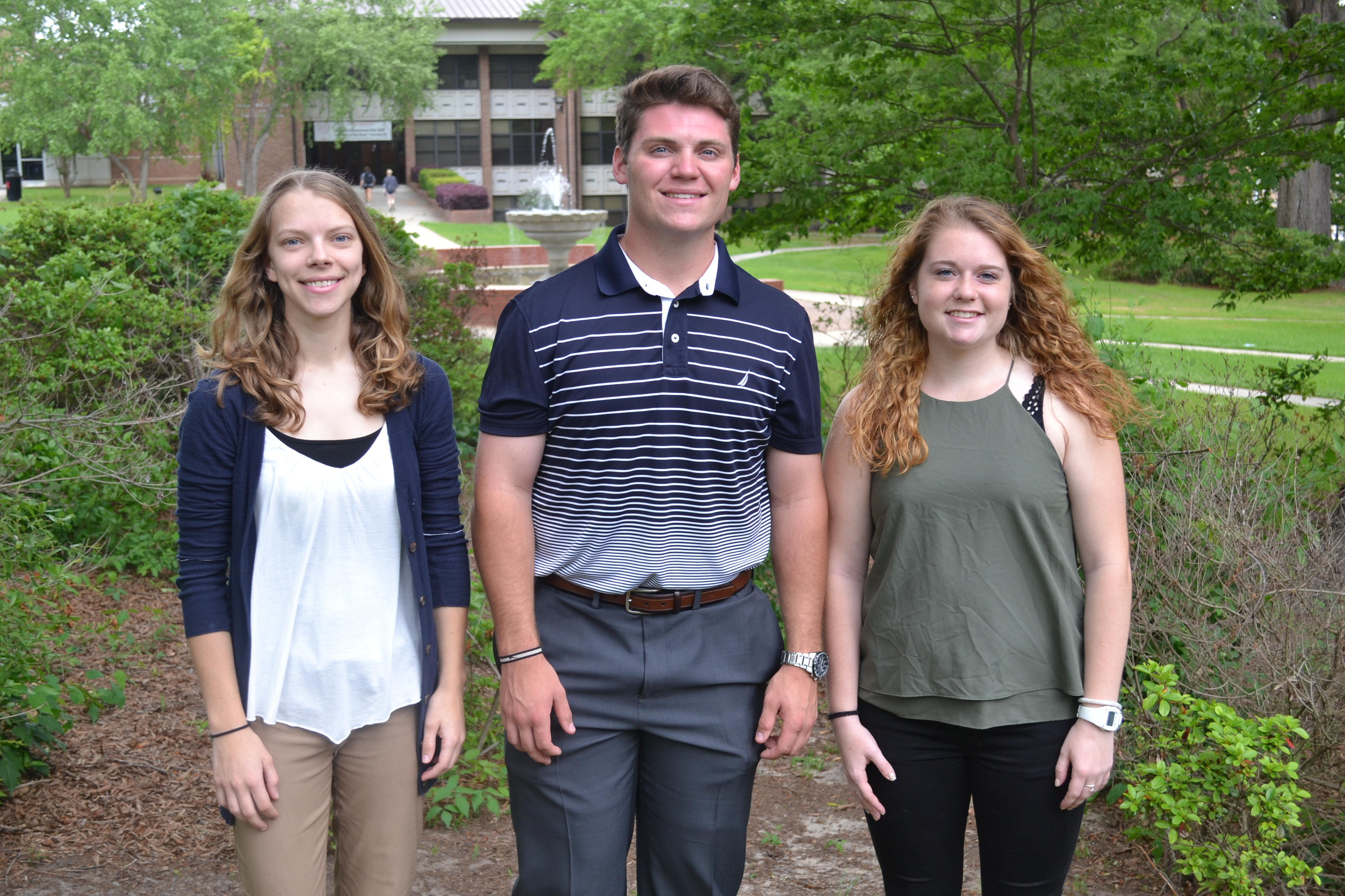 <p>The Muller Center at Newberry College proudly announces its Muller Student Research Fellows for the 2017-18 academic year. Benjamin Herring, Sarah Johnson and Mariah Lee will each spend a semester conducting research and using their findings to develop civic projects. &nbsp;</p>  <p>&nbsp;</p>  <p>&ldquo;The aim of the fellowship is to encourage students to connect academic learning to pressing civic and ethical issues,&rdquo; said Dr. Krista E. Hughes, Muller Center director. &ldquo;This is a concrete expression of Newberry College&rsquo;s mission, which links intellectual and personal development to engaged citizenship.&rdquo;</p>  <p>&nbsp;</p>  <p>Herring, a rising senior from Hopkins, S.C., will use a summer internship in Quito, Ecuador as the foundation for his project. Combining on-the-ground experience with research, he seeks to develop a strategic management system specifically for international non-governmental organizations. Locally he will work to educate about the global aspects of civic engagement.</p>  <p>&nbsp;</p>  <p>Johnson&rsquo;s project addresses early literacy and its impact on educational achievement</p>  <p>across the lifespan. A rising junior and a South Carolina Teaching Fellow from Ruby, S.C., she will focus specifically on the question of how to increase access to books and reading in the home, both to strengthen early literacy in very young children and to address the loss of reading skills when students are not in school over the summer.</p>  <p>&nbsp;</p>  <p>Lee, a rising sophomore from Seaford, Del., will conduct laboratory research in microbiology this summer at the University of Georgia. Upon returning to Newberry, she will investigate vaccination rates among elderly populations in Newberry County and develop educational materials on the importance of community-wide vaccinations for preventing the spread of disease.</p>  <p>&nbsp;</p>  <p>&ldquo;The disciplinary variety of these three projects is really exciting,&rdquo; Hughes said. &ldquo;They show the wide possibilities for civic engagement. We are pleased by the clear commitment of this class of Muller Fellows to draw their campus peers into their civic projects.&rdquo; She added, &ldquo;Student leadership is a key motivator of student engagement. All three of these Fellows are already leaders on campus and, thanks to their work, I expect enthusiasm for civic engagement to grow in the 2017-18 year.&rdquo;</p>